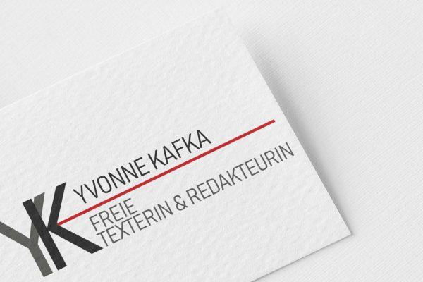 Logo Yvonne Kafka